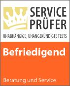Test Matratzenfachgeschäft Wohnwerk Berlin Serviceprüferde